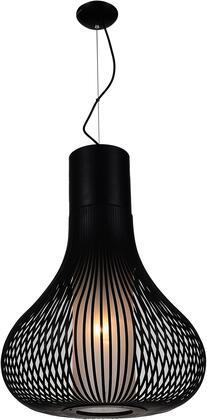 PL1497-BLK Erik Pendant Lamp Carbon Steel