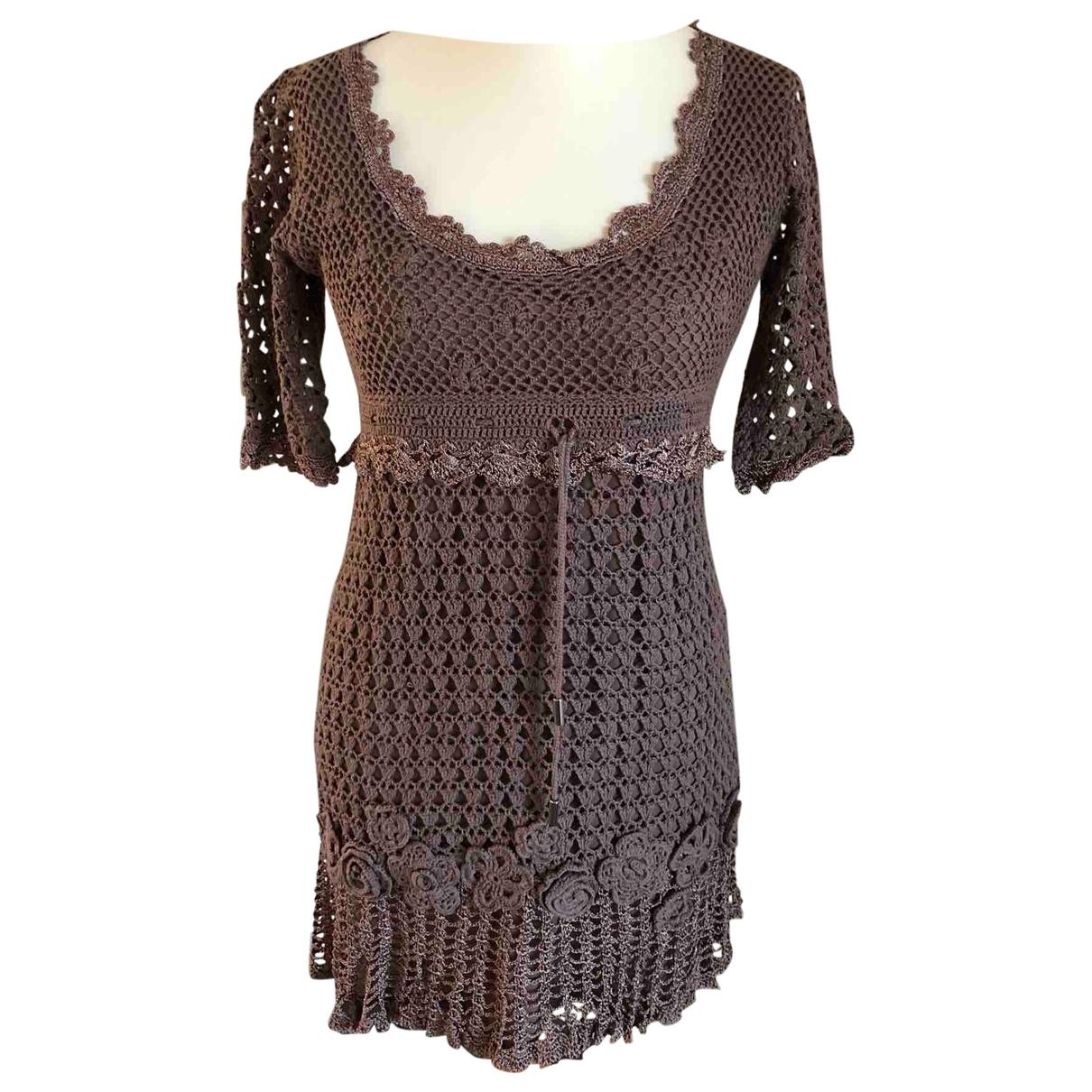 Karen Millen - Robe   pour femme en coton