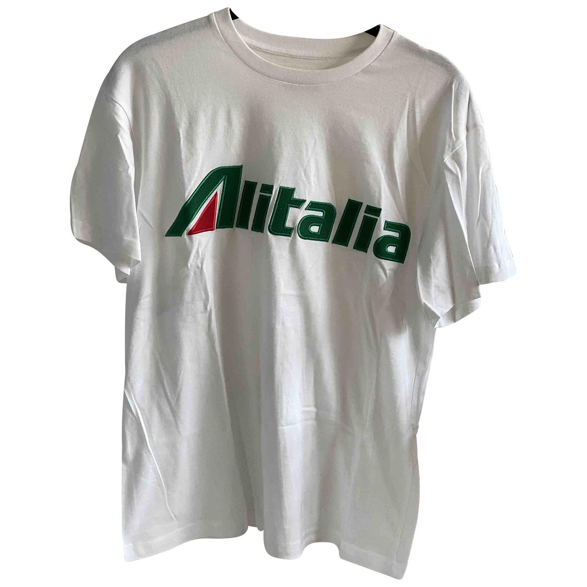 Alberta Ferretti \N White Cotton  top for Women S International