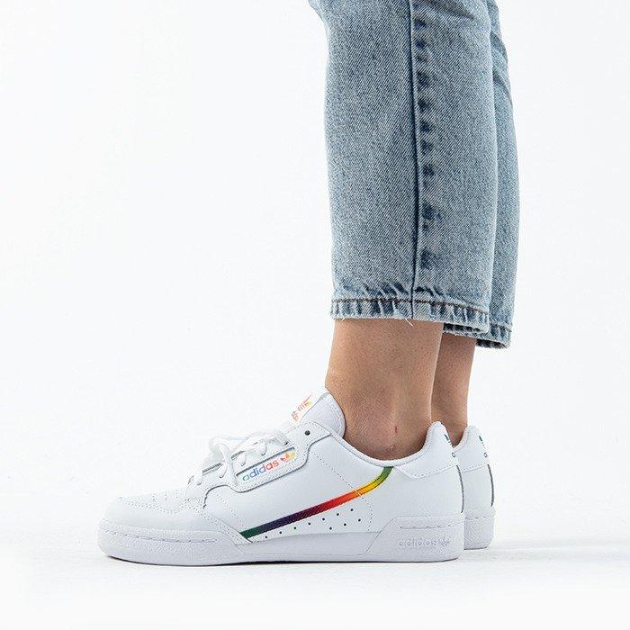 Кросівки adidas Originals Continental 80 J Pride EG8976