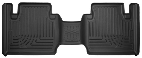 Husky Liners 53831 2nd Seat Floor Liner 12-15 Tacoma Access Cab-Black X-Act Contour