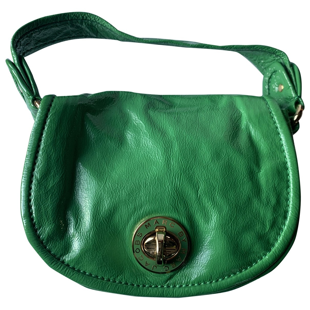 Michael Kors \N Green Leather handbag for Women \N
