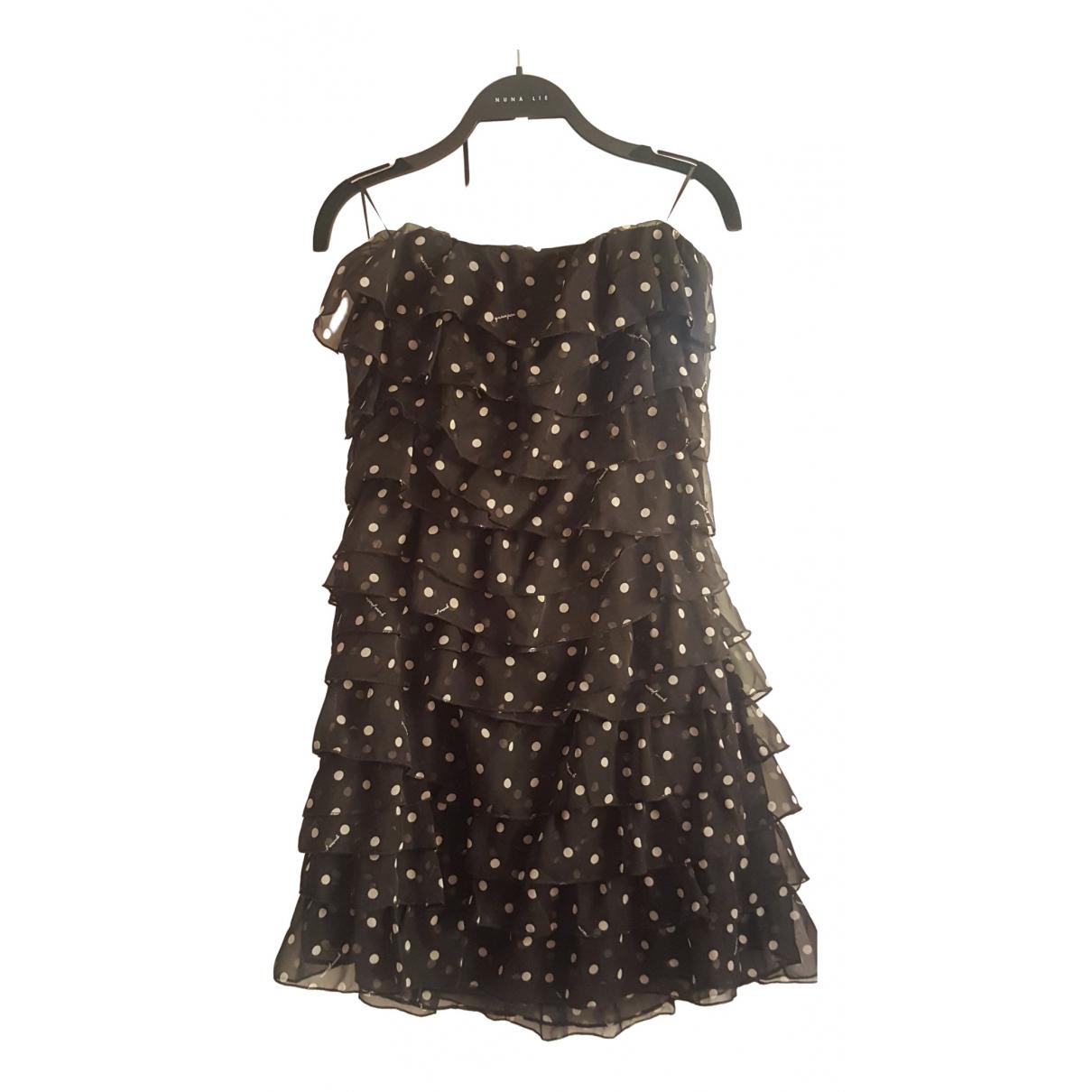 Guess \N Kleid in  Bunt Polyester