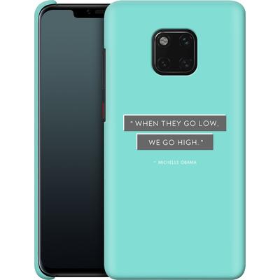 Huawei Mate 20 Pro Smartphone Huelle - Aim High von caseable Designs