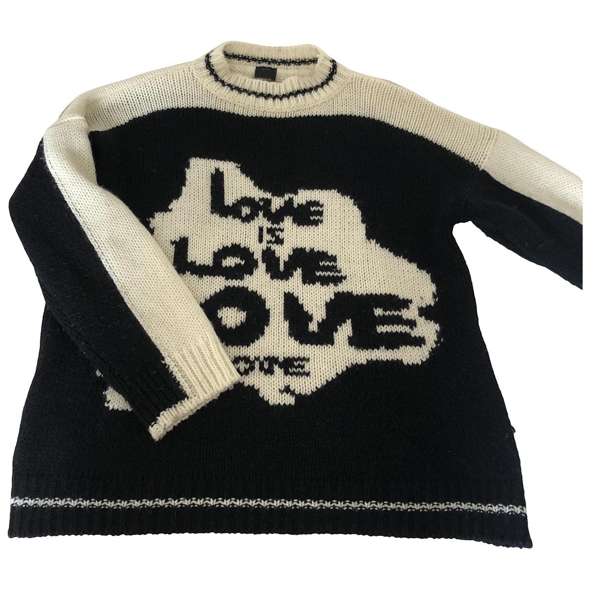 Pinko \N Black Wool Knitwear for Women L International