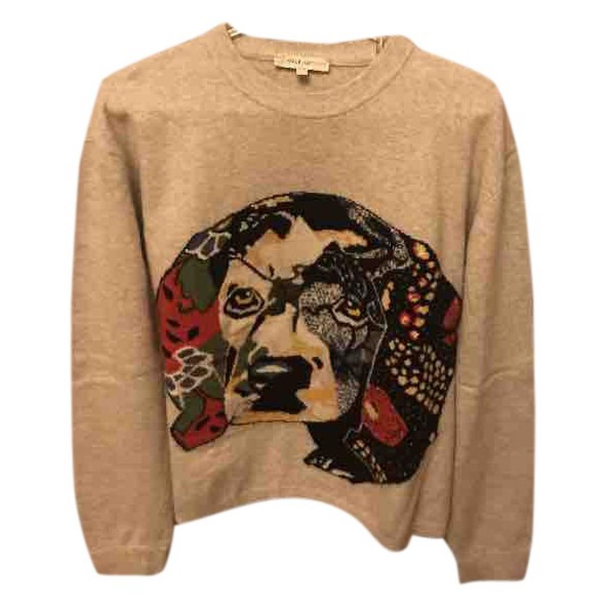 Paul & Joe \N Beige Wool Knitwear for Women 2 0-5