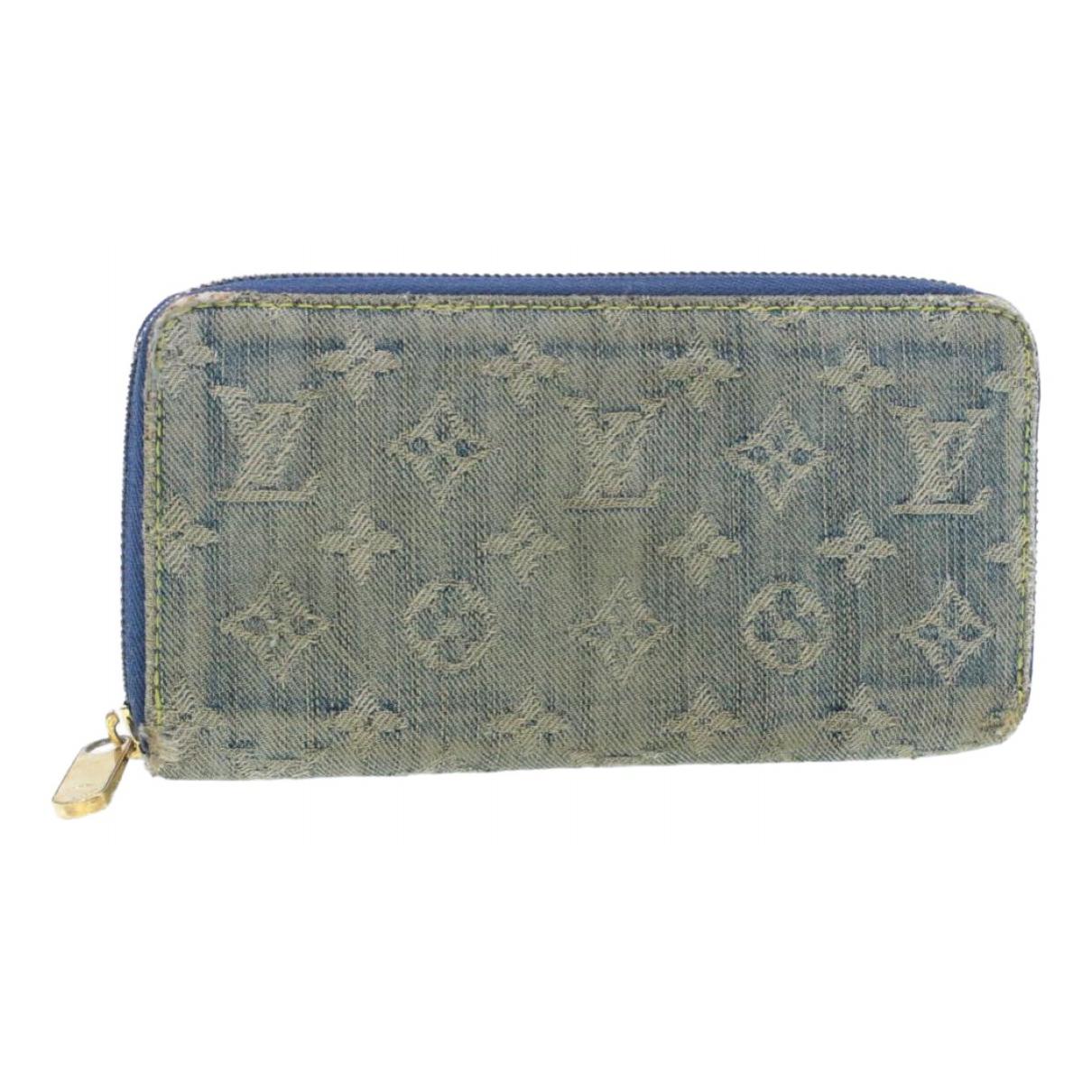 Louis Vuitton \N Blue scarf for Women \N