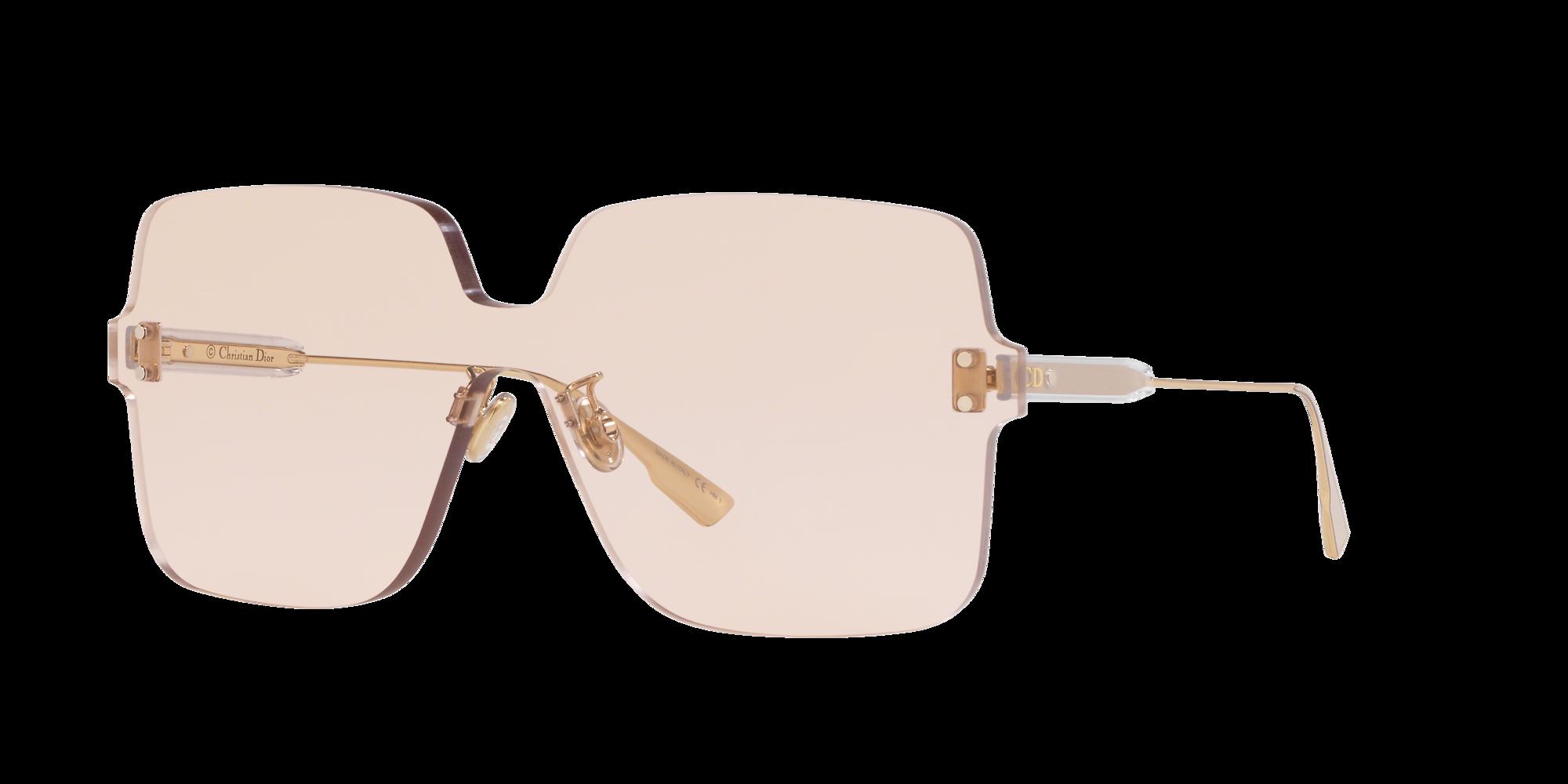 Dior Mann  DIORCOLORQUAKE1 -  Frame color: Pink, Lens color: Pink