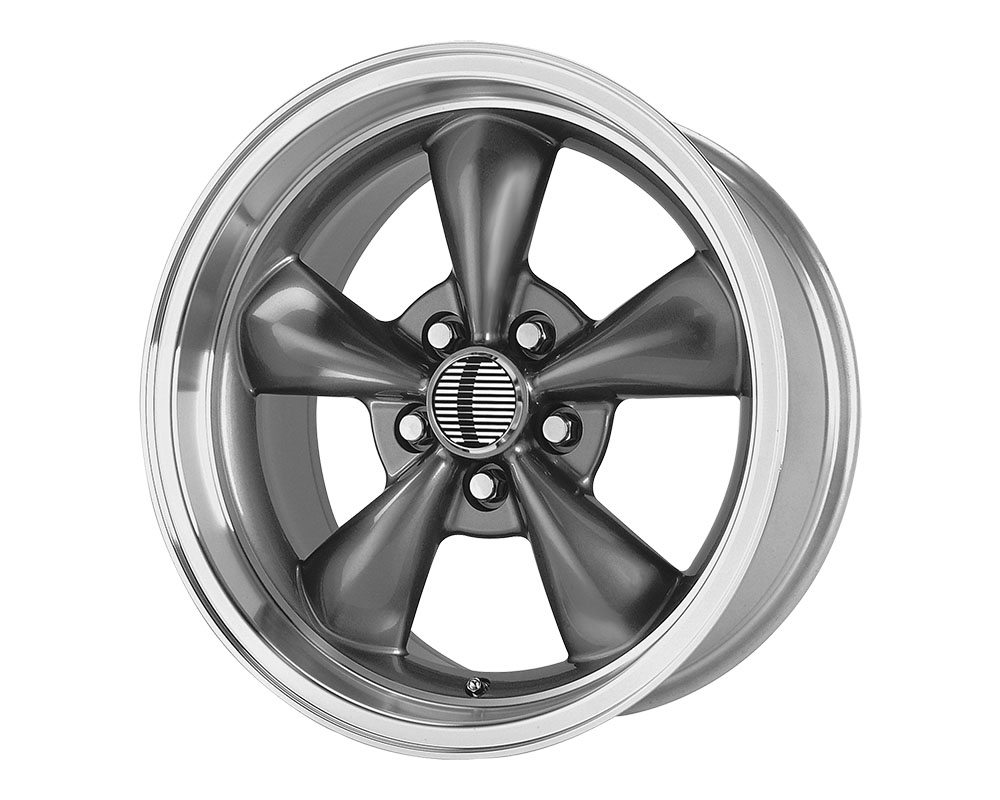 OE Creations 106A-786530 PR106 Wheel 17x8 5x5x114.3 +30mm Anthracite Machined