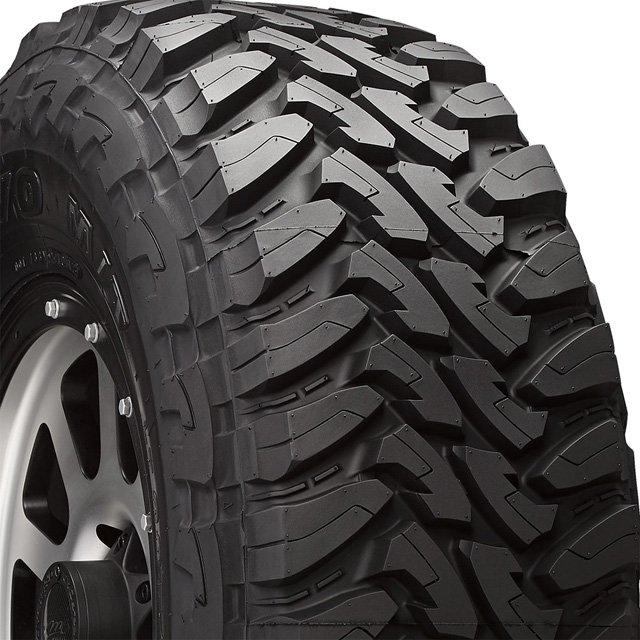 Toyo 360090 Tire Open Country M/T 35 X12.50R18 LT 123Q E2 BSW