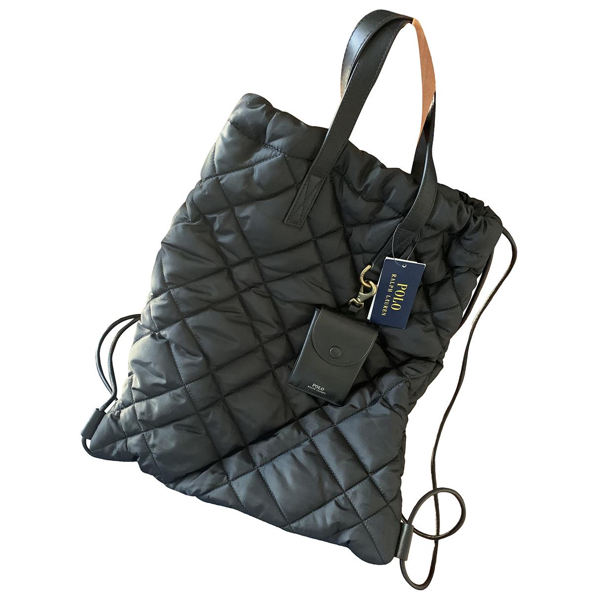 Polo Ralph Lauren N Black handbag for Women N