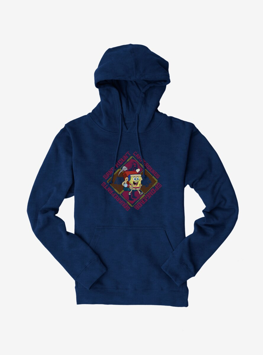 SpongeBob SquarePants Sand Mount Campgrounds Hoodie