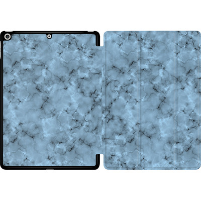 Apple iPad 9.7 (2017) Tablet Smart Case - Blue Marble von caseable Designs