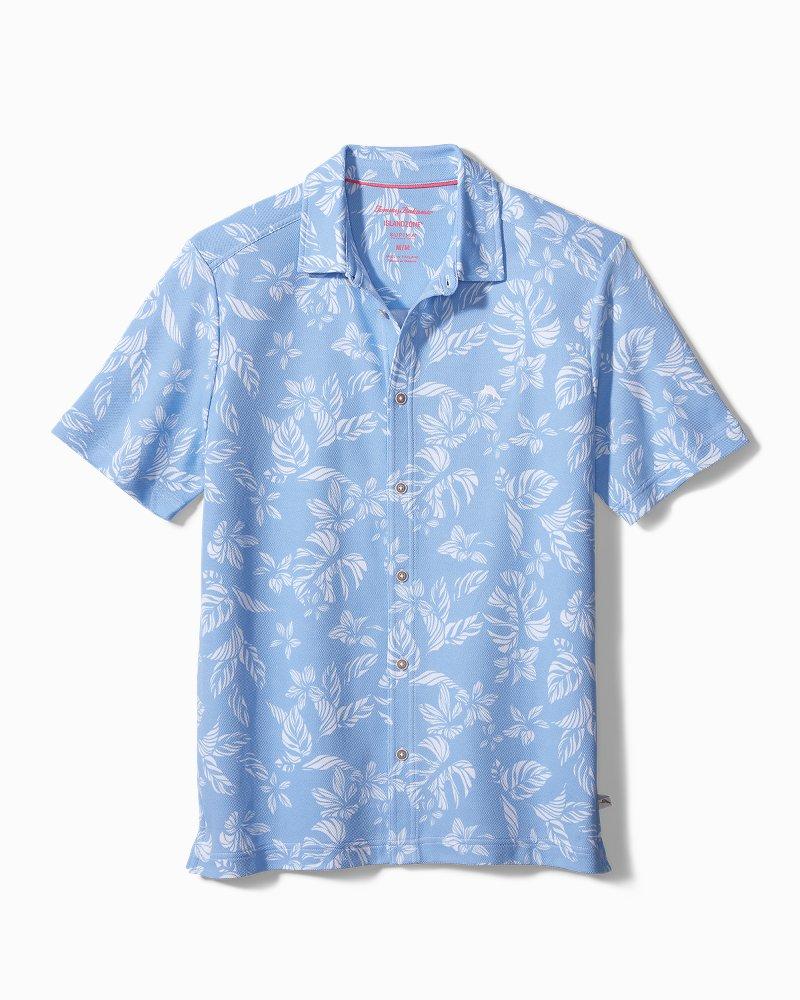 Napali Palms Camp Shirt