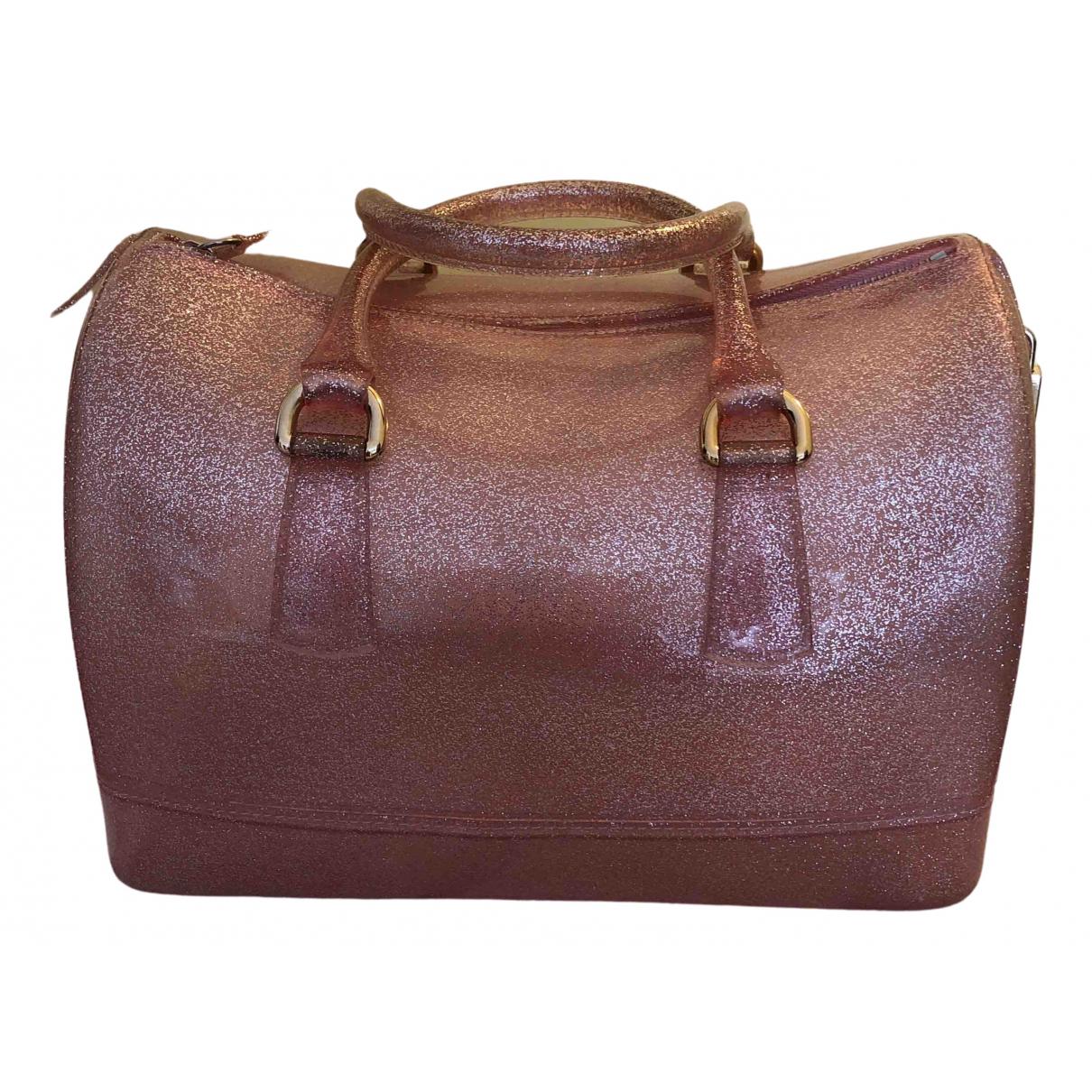 Furla Candy Bag Pink handbag for Women \N