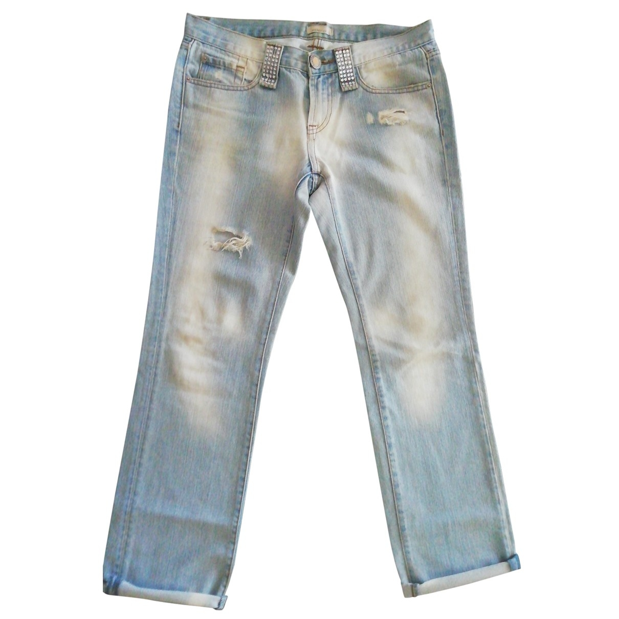 Pinko \N Blue Denim - Jeans Jeans for Women 29 US