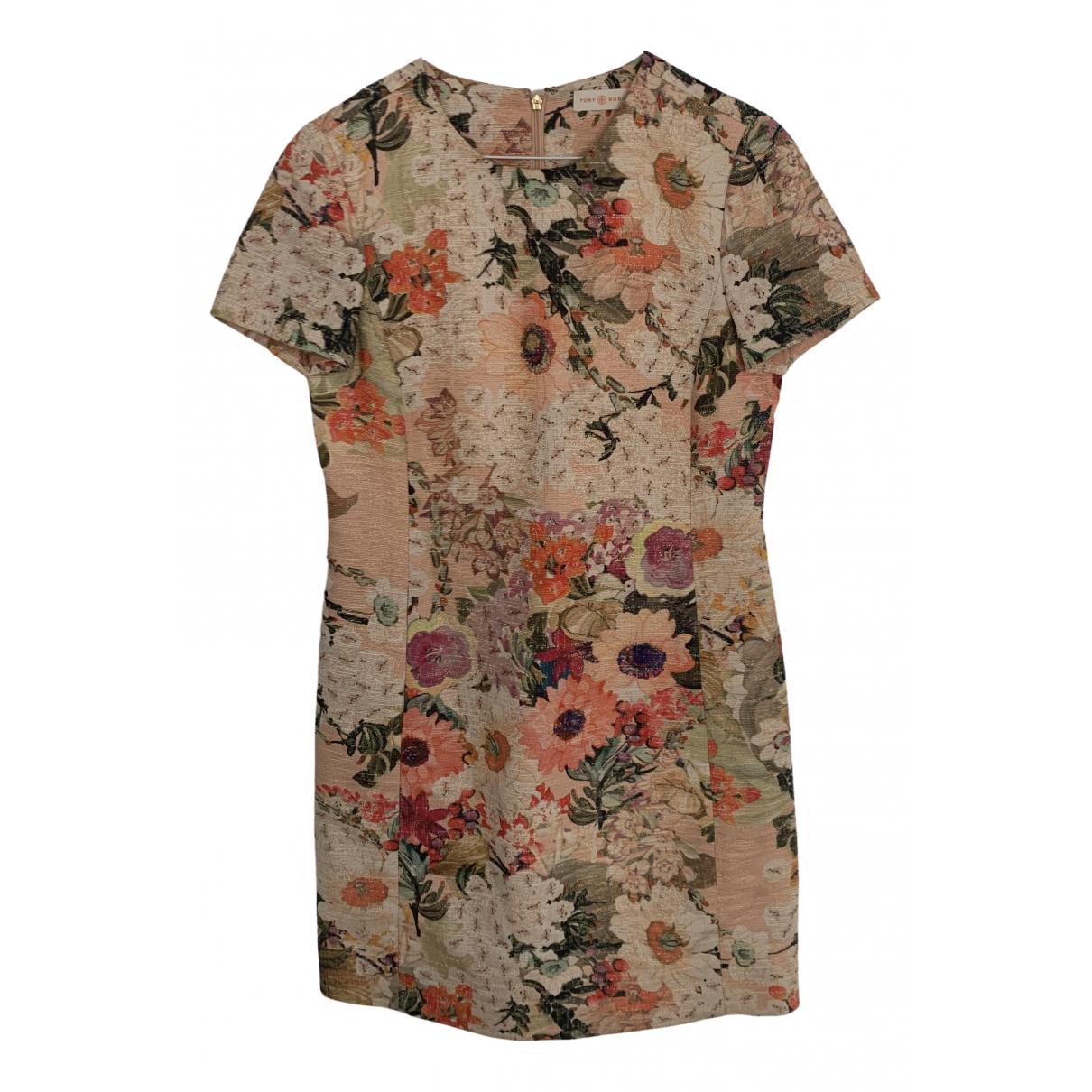 Tory Burch - Robe   pour femme en coton - multicolore