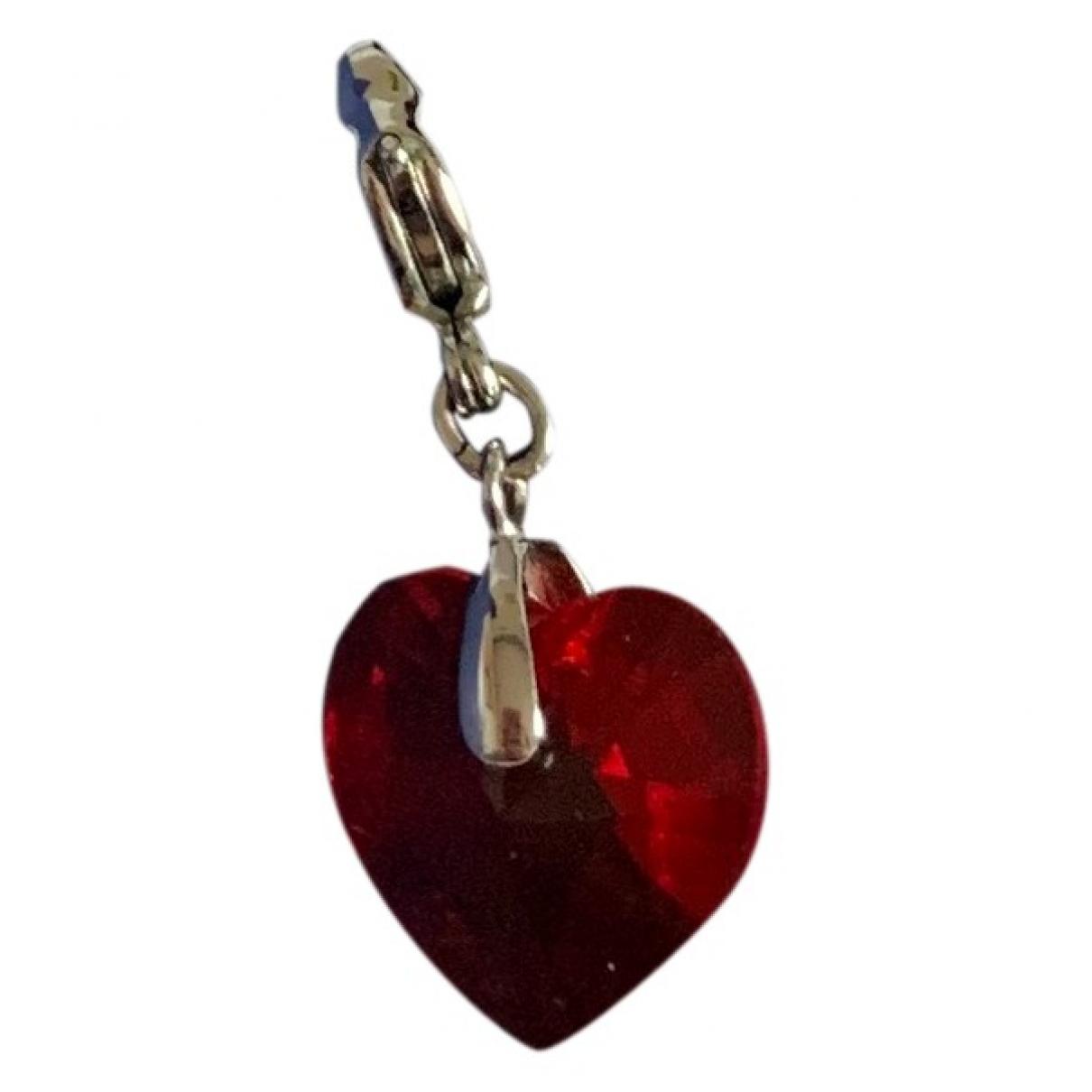 Swarovski - Pendentif   pour femme en cristal - rouge