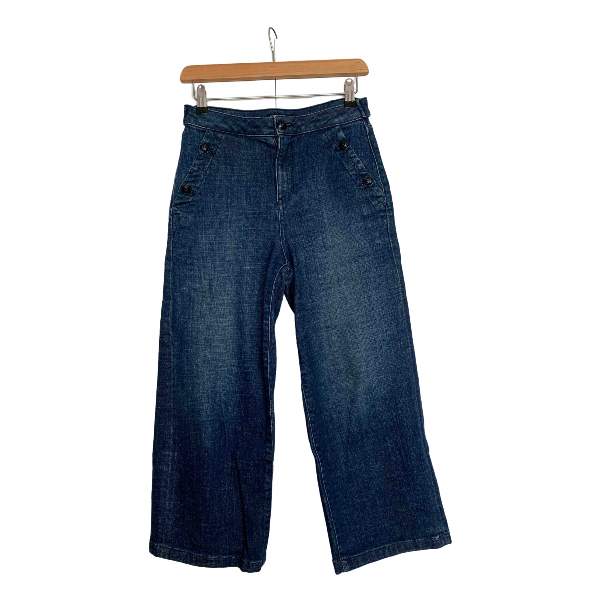 Tommy Hilfiger \N Blue Cotton - elasthane Jeans for Women 26 US