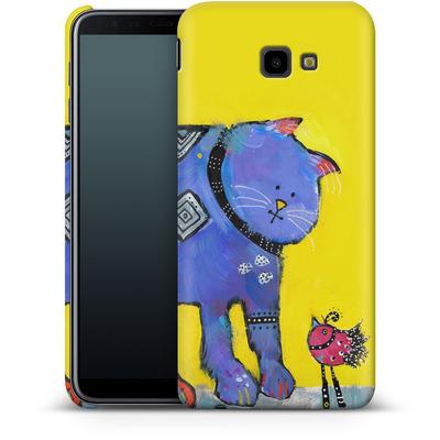 Samsung Galaxy J4 Plus Smartphone Huelle - BFF von Jenny Foster
