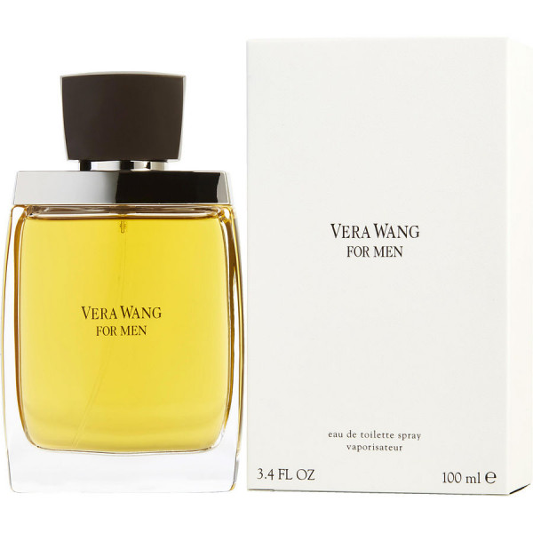 Vera Wang - Vera Wang : Eau de Toilette Spray 3.4 Oz / 100 ml
