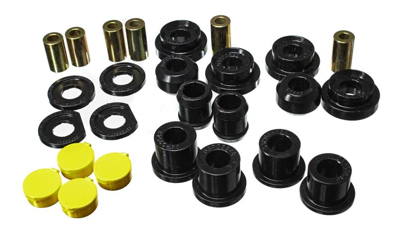 Energy Suspension 16.3123G Control Arm Bushing Set Honda Civic Rear 2006-2011
