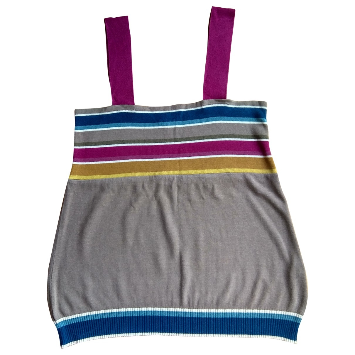 Kenzo \N Multicolour Cotton  top for Women M International