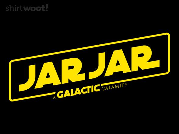 Galactic Calamity T Shirt