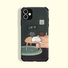 Cartoon Graphic iPhone Case