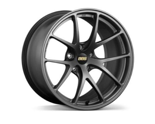 BBS RI-A Wheel 18x11 5x130 50mm Matte Graphite