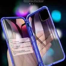 Fold Transparent iPhone Case