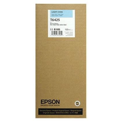 Epson T642500 Original Light Cyan Ink Cartridge