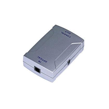 Convertisseur audio numérique Optique Toslink vers coaxial (RCA)