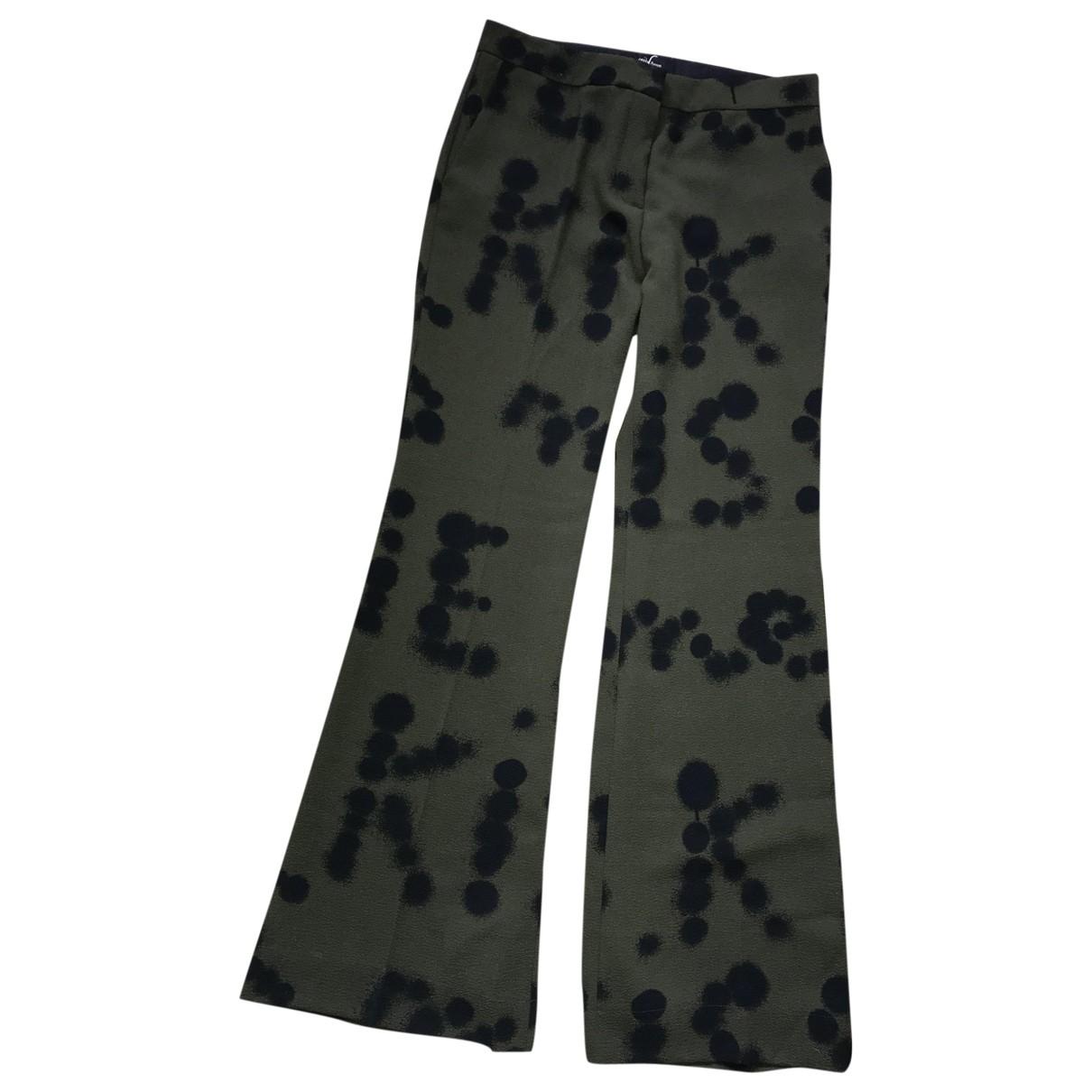 Ottod'ame - Pantalon   pour femme - kaki