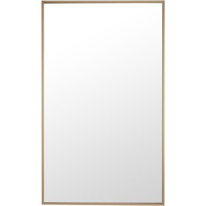 MR4075BR Metal Frame Rectangle Mirror 24