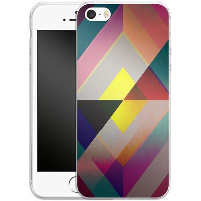 Apple iPhone 5s Silikon Handyhuelle - Dryve von Spires