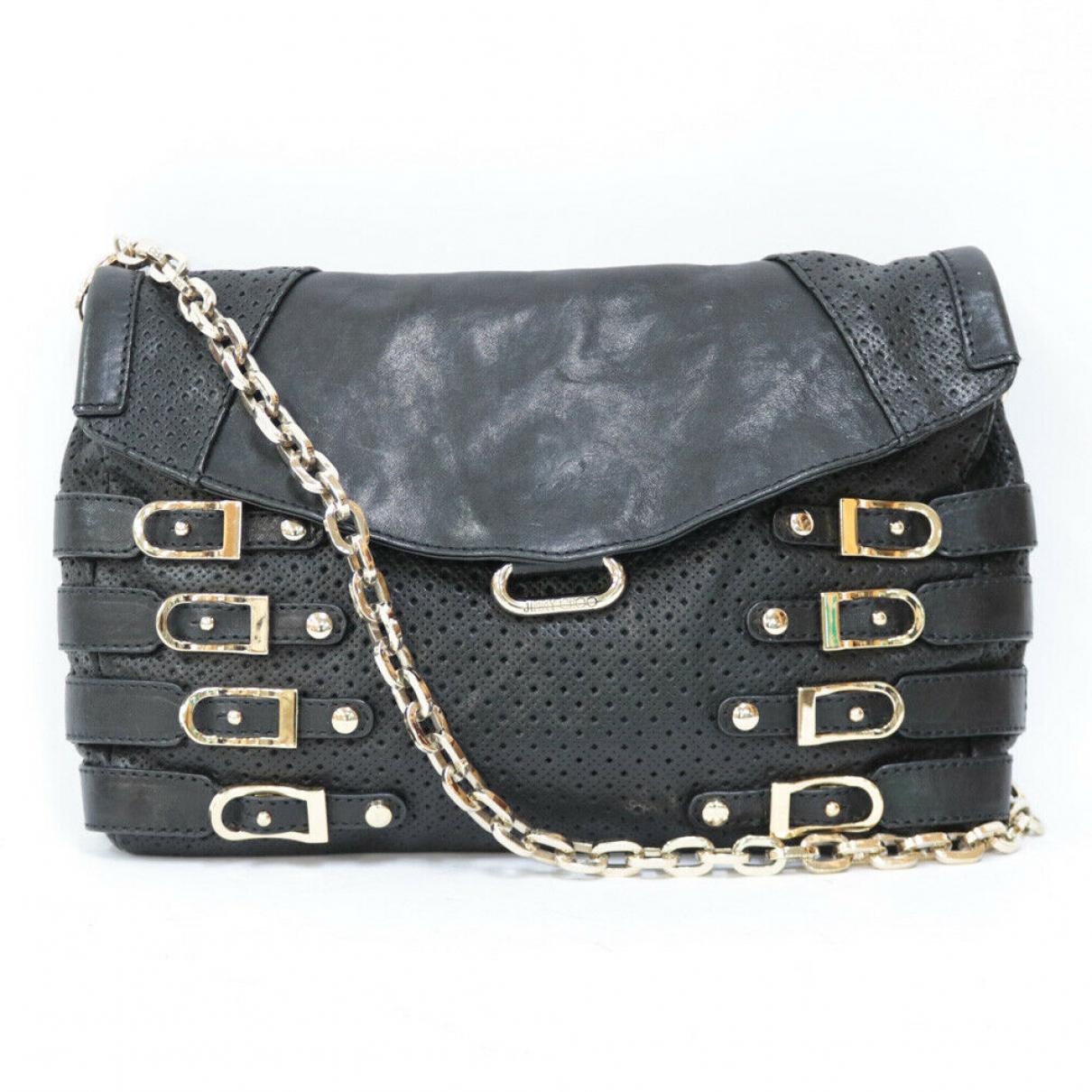 Jimmy Choo \N Handtasche in Leder