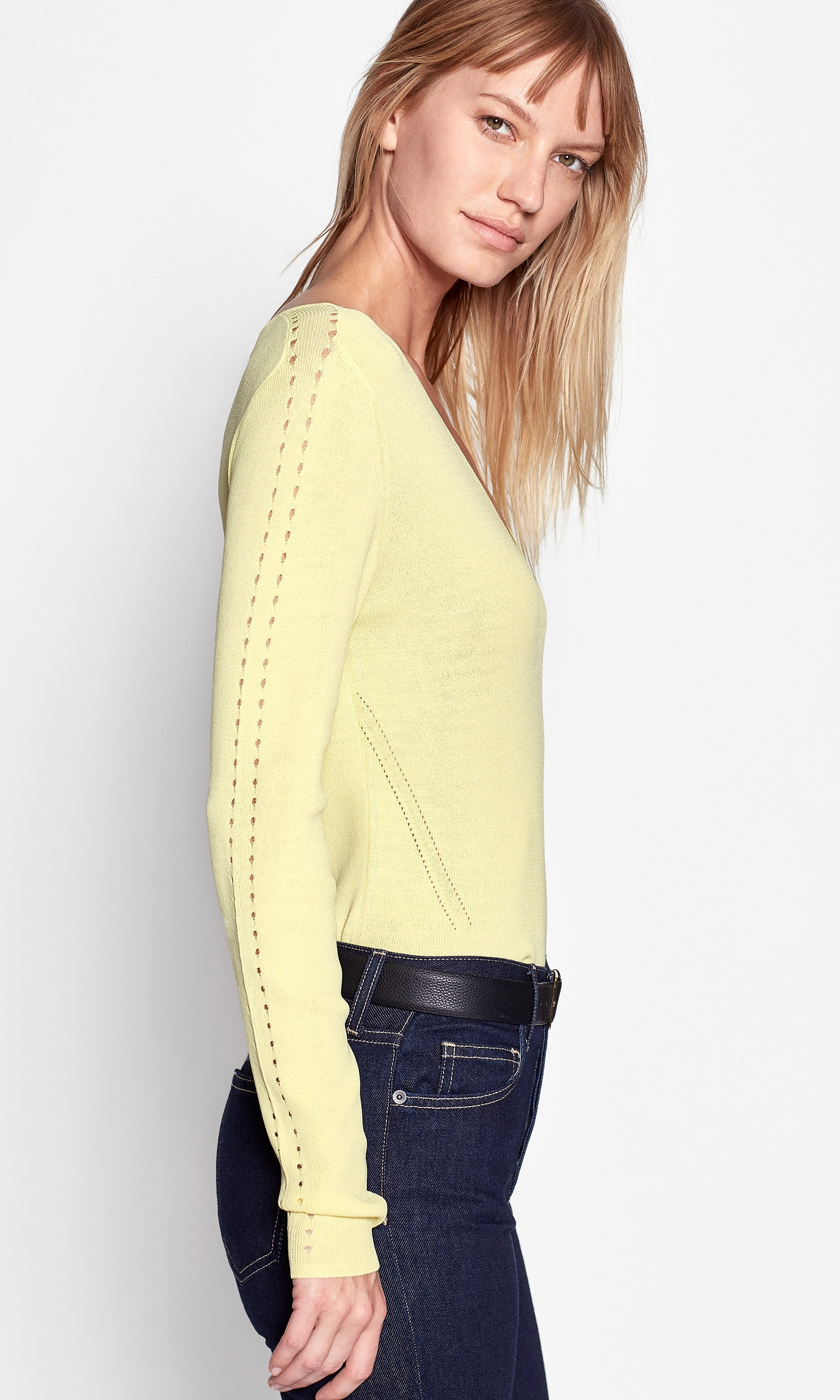 Myrian Sweater by Equipment