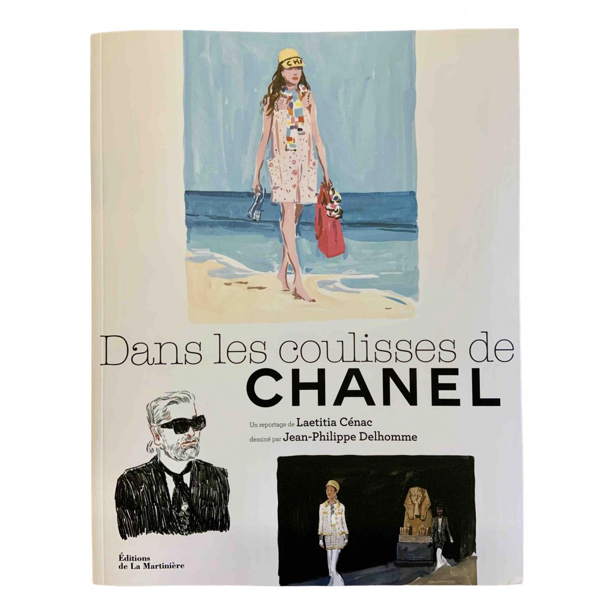 Fotografia Chanel