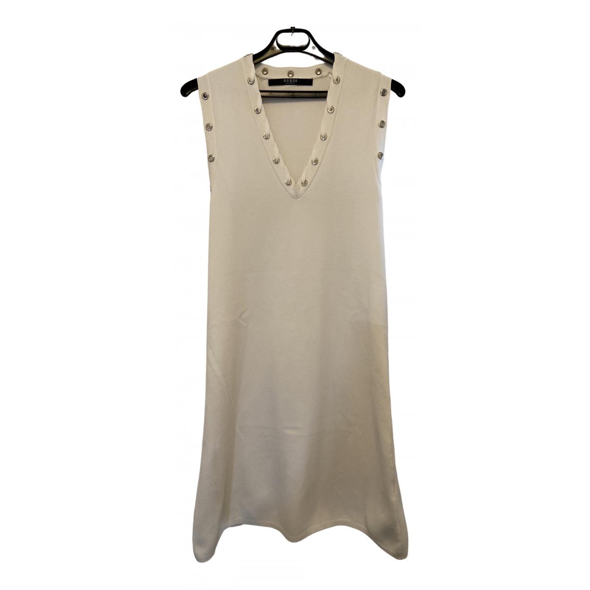 Guess \N White dress for Women 32 FR