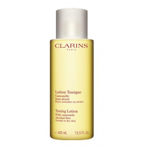 Lotion Tonique - Peaux Normales ou Seches - Clarins Locion 400 ML