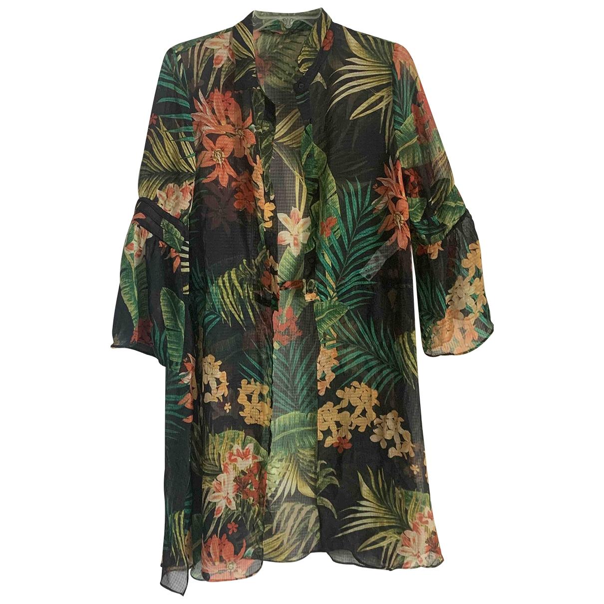 Zara \N Badeanzug in  Bunt Polyester