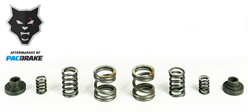 Pacbrake HP10029 Engine Speed Governor Spring Kit For 94-98 Dodge Ram 2500/3500 Cummins 12 Valve Engine W/P7100 Injection Pump