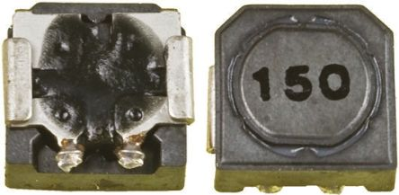 Panasonic , ELL6UH Wire-wound SMD Inductor with a Metal Composite Core, 220 μH ±20% Wire-Wound 410mA Idc (5)