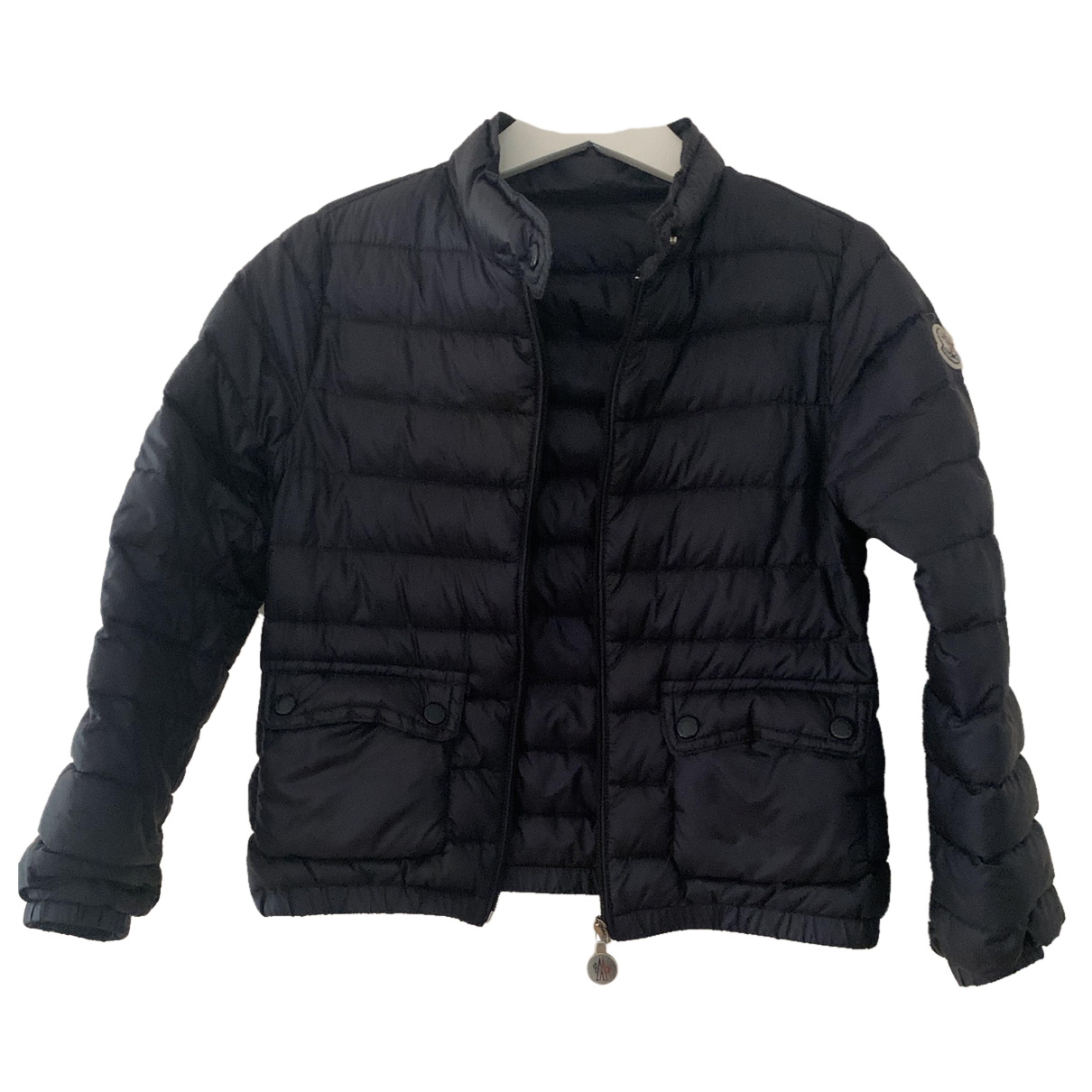 Moncler Classic Navy jacket & coat for Kids 5 years - up to 108cm FR