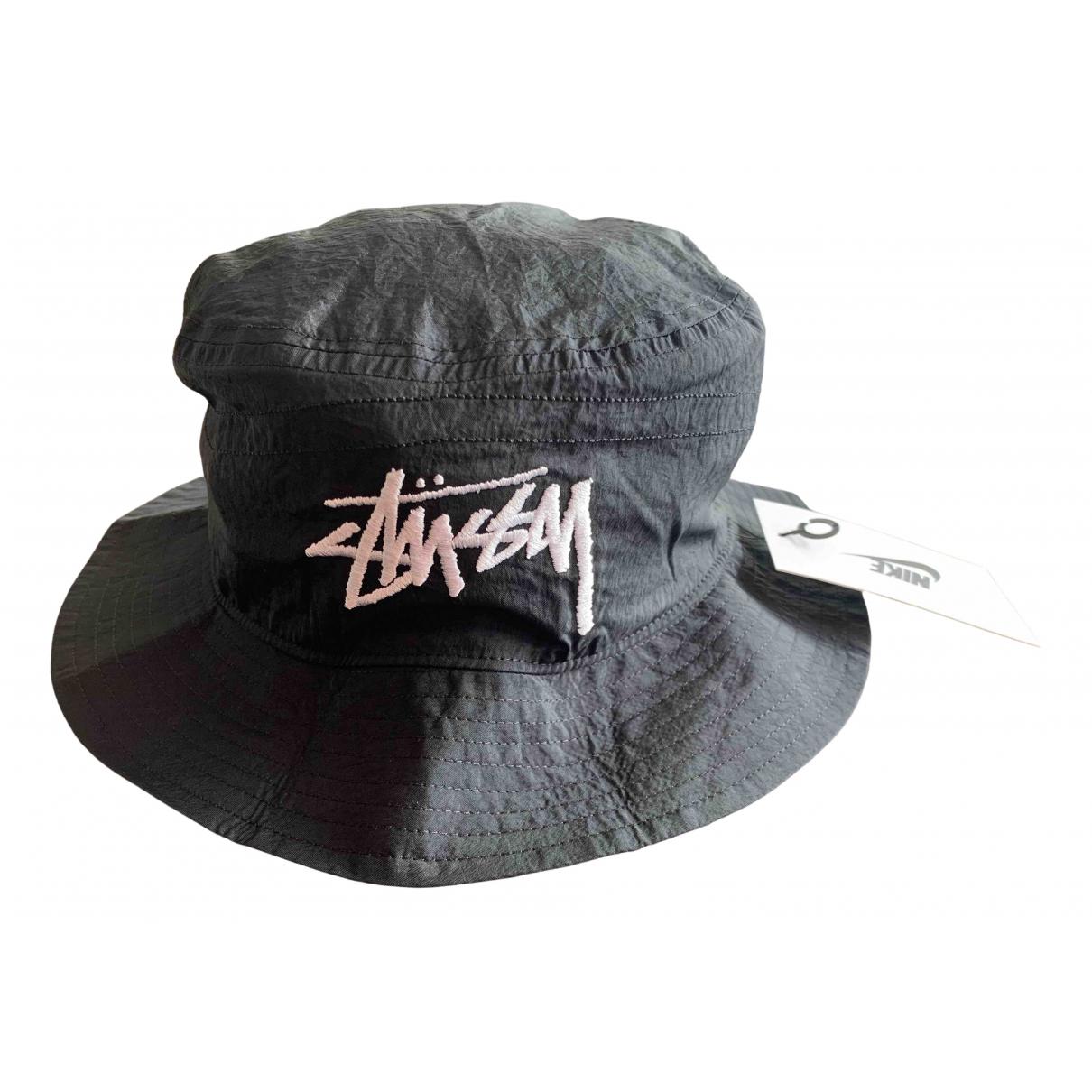 Nike X Stussy - Chapeau & Bonnets   pour homme - noir