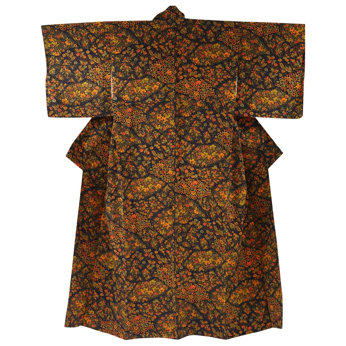 Non Signé / Unsigned \N Multicolour Silk coat for Women One Size International