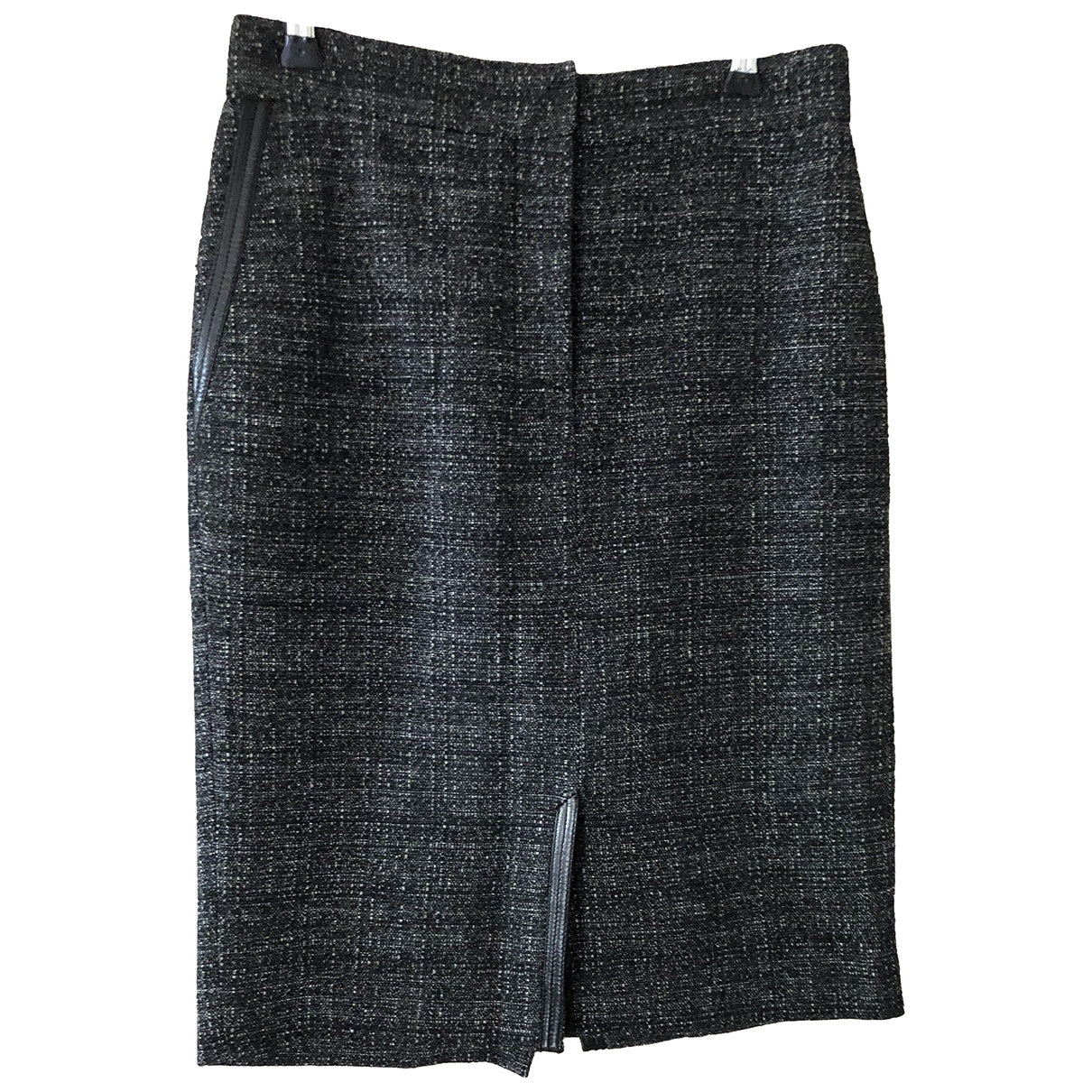 Georges Rech \N Grey Cotton skirt for Women 38 FR