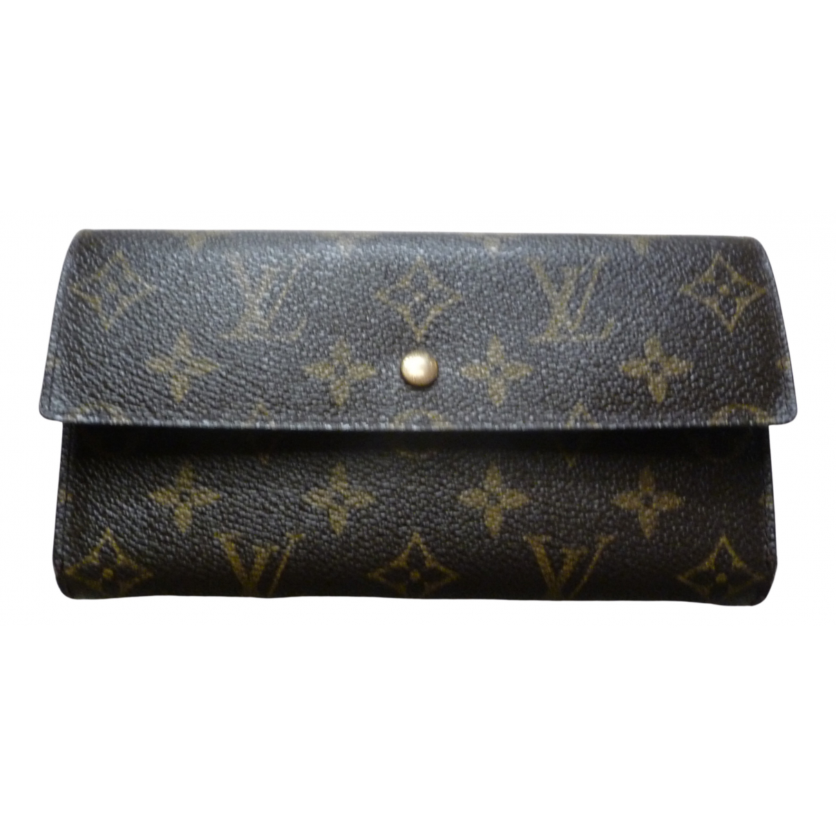 Billetero de Lona Louis Vuitton