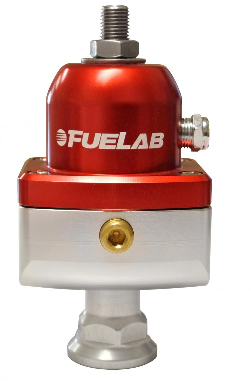 Fuelab 57504-2 CARB Fuel Pressure Regulator, Blocking Style, Mini
